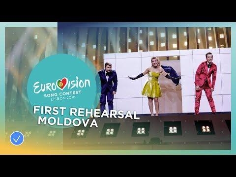 DoReDoS - My Lucky Day - First Rehearsal - Moldova - Eurovision 2018