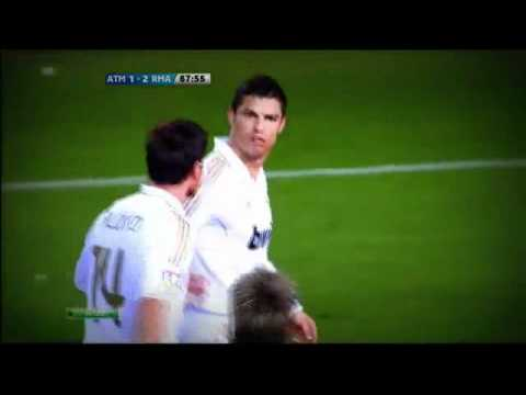 Atletico Madrid vs Real Madrid 1-4 All Goals   Highlights [11-04-2012]
