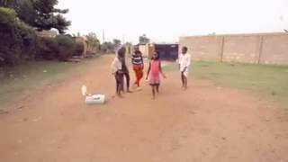 Village boys dancing compe