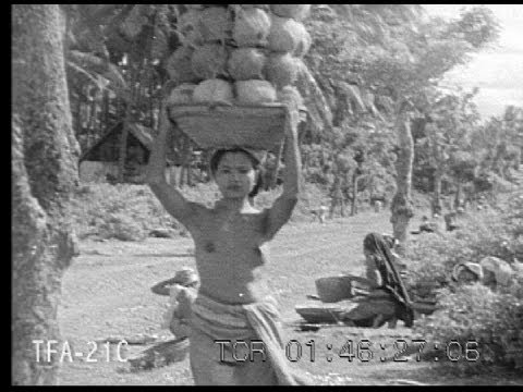 Bali - Paradise Isle 1946 video