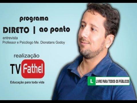 TV FATHEL - Professor Me. Dionatans Godoy Quinhones