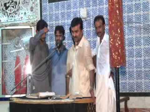 Zakir Qazi Waseem Abbas  New Qasida  2014  Kita Nabeyan Dy Sultan Ahik Elaan  video