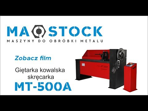 Skrcarka MT 500.avi