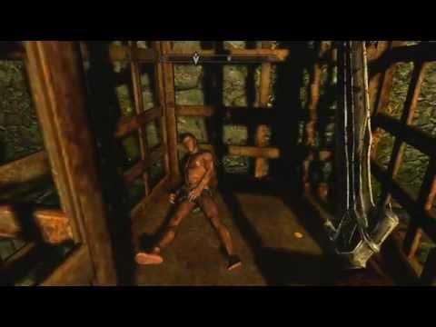 Skyrim Episode 1    Rape dungeon ?