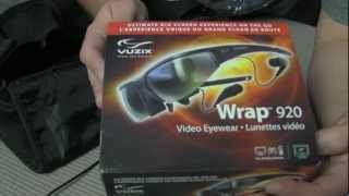 Vuzix Wrap 920 Review for FPV