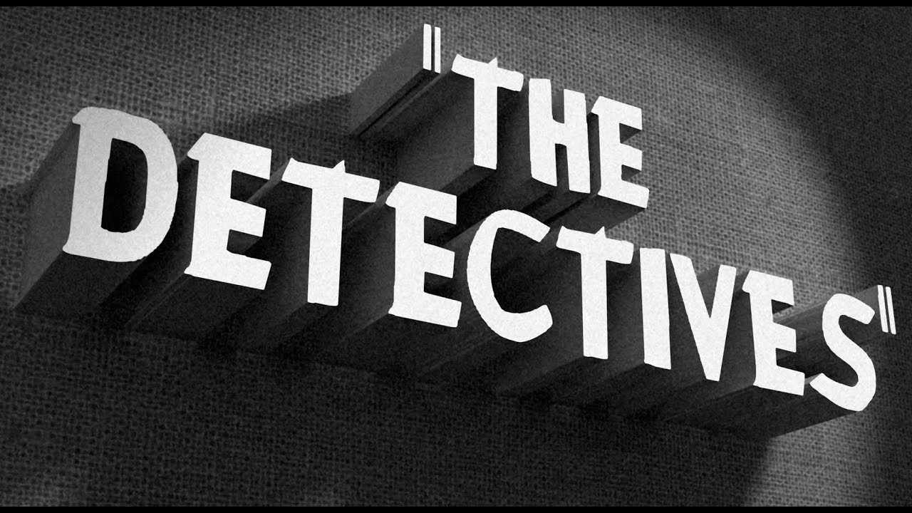 photoshop how to make a vintage film noir movie title