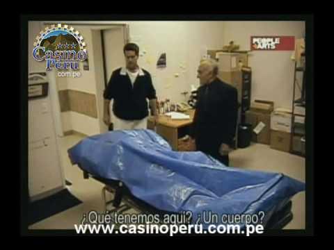 Bromas Pesadas - La Morgue