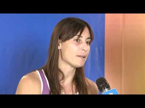 Flavia Pennetta - Interview  Video