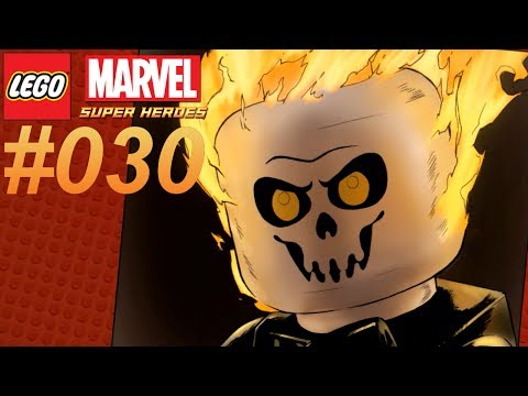 LEGO MARVEL SUPER HEROES #030 Ghost Rider ★ Let's Play LEGO Marvel Super Heroes [Together/Deutsch]