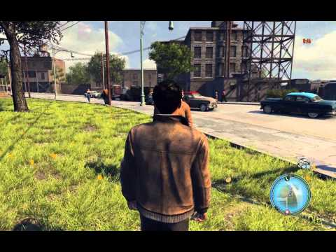 Mafia 2 - PC Gameplay Max Settings, PhysX Max [Full HD]