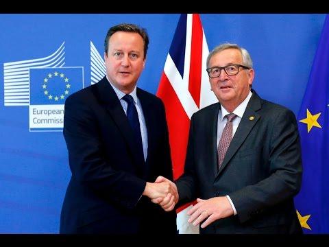Brexit livestream: what happens next?