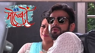Yeh Hai Mohabbatein 11th September 2015 EPISODE | Raman & Ishita's Bus Romance