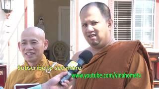 Nghe 2 thầy Phật Giáo Bắc Tông và Nam Tông nói về sự khác biệt của 2 phái.