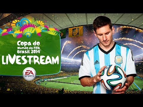2014 Fifa World Cup Brazil - Brasil x Inglaterra no Maracanã - Demo [PS3]