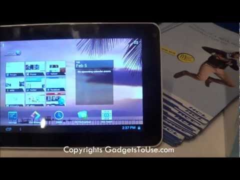 HCL Me U2 Tablet Hands on Review - Hardware. Software. Camera and More Details