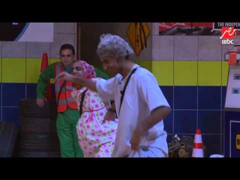 مسرح مصر - رقص كوميدي من على ربيع و أوس أوس thumbnail