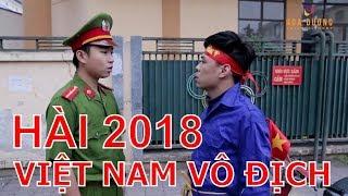 Hài Tết - Trung Ruồi cổ vũ U23 Việt Nam