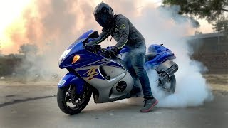 Sorry for THIS | Hayabusa BURNOUT