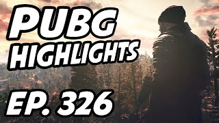 PUBG Daily Highlights | Ep. 326 | Sombrero, yellowpaco, DrDisRespectLIVE, deadmau5, HRKChannel