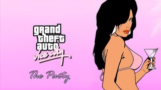 GTA Vice City Mission #2 - The Party