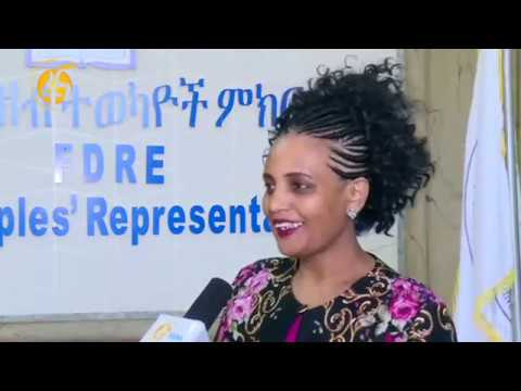 Ethiopian Parliament elects Birtukan Mideksa as chairperson of Electoral Board of Ethiopia