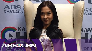 How Maja prepared for her role in Wildflower
