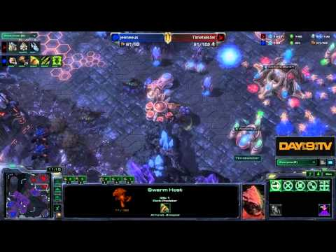 Day9 Daily #541 P1   Funday Monday   HotS Units ONLY!