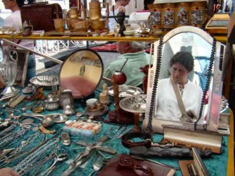 San Telmo  Mercadillo de Antigüedades
