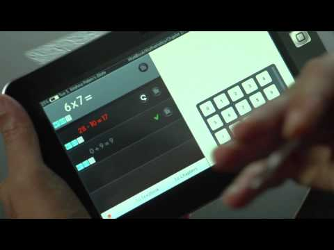I-slate educational tablet: optimizing tech-brain interface