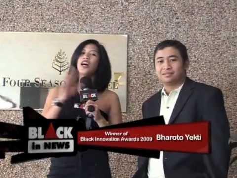 Black In News 2009 Black Innovation Awards Goes to Sydney