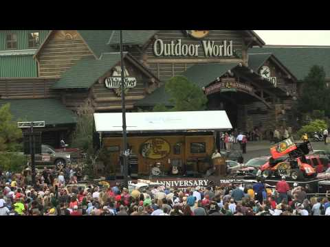 Bass Pro sponsors #14 Tony Stewart for 2013 - Announcement