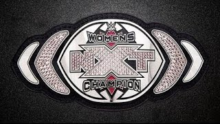 WWE NXT Woman's Championship (2013 - 2016)