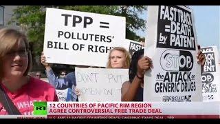 Big deal: TPP 'secret' negotiations conclude