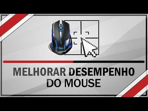 Como melhorar o desempenho do mouse para jogos