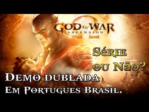 God of War: Ascension Detonado Dublado em Português do Brasil PT-BR FullHD - Demo