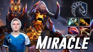 Miracle Clinkz Skeleton Sniper | Dota 2 Pro Gameplay