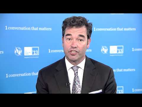 John Galvin, VP, Intel Education - Session Summary ITU Telecom World 2013