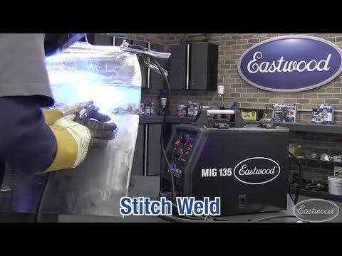 To Perform A Butt Weld (Welding Car Panels) DIY Auto Body Repairs Tips