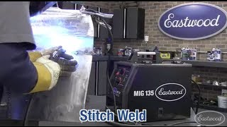 How to MIG Weld, Repair a Door or Fender and Save Money from Eastwood