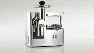 PURE Juicer -  Innovation In Cold-Press Juicing