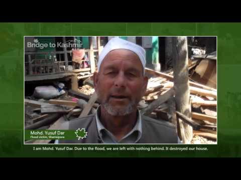 Jammu & Kashmir Flash Floods 2014: Video from Anantnag