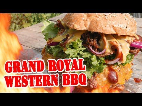 Grand Royal Western BBQ - Johnny vs. Fastfoodkette - Die Grillshow 295