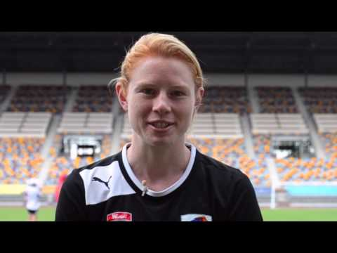 W-League Players - New Years' Resolutions