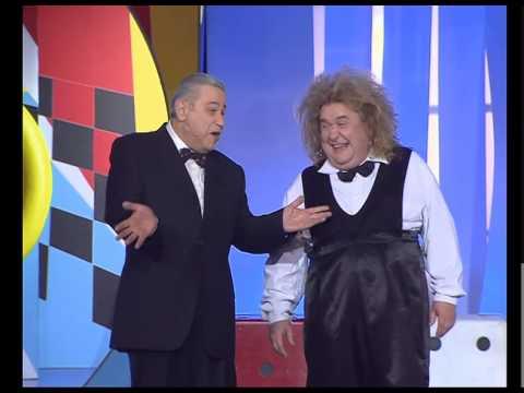 Е.Петросян и А.Морозов - сценка «Плохо-хорошо» (2011г.)