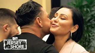 Will P-WOWW Happen at Angelina's Wedding? | Jersey Shore: Family Vacation