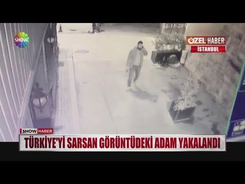 Türkiye'yi sarsan görüntüdeki adam yakalandı