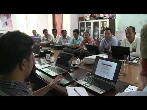 Cambodia: The Software Solution
