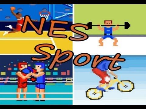 NES Спортивные Игры