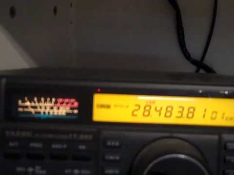 PJ4/LU1FAM on 28MHz