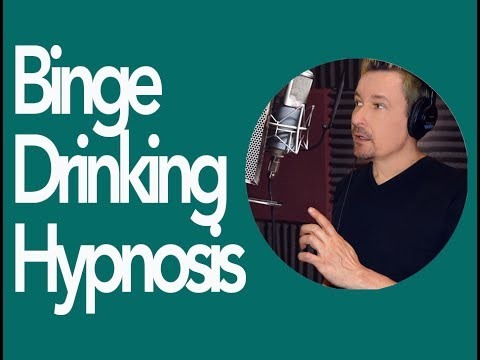 Stop Binge Drinking Platinum Hypnosis by Dr. Steve G. Jones